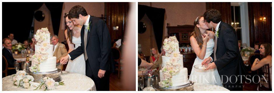 Crescent Hotel | Eureka Springs Wedding Photographer Erika Dotson Photography www.erikadotsonphotography.com