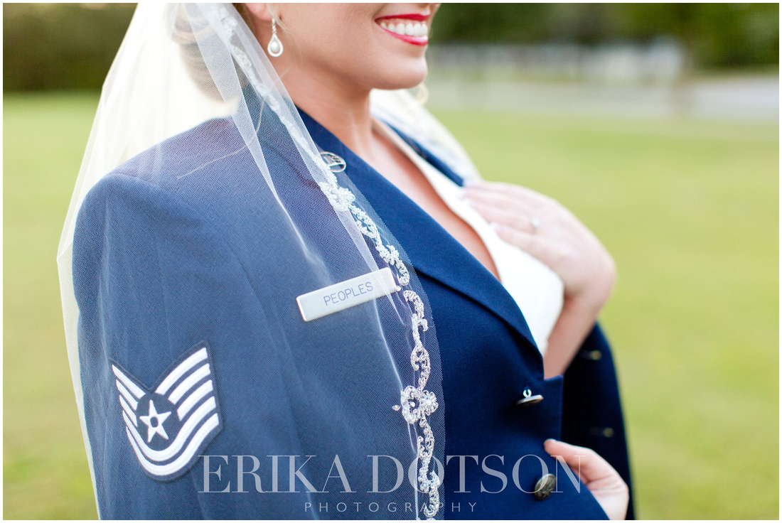 Military Wife Bridals