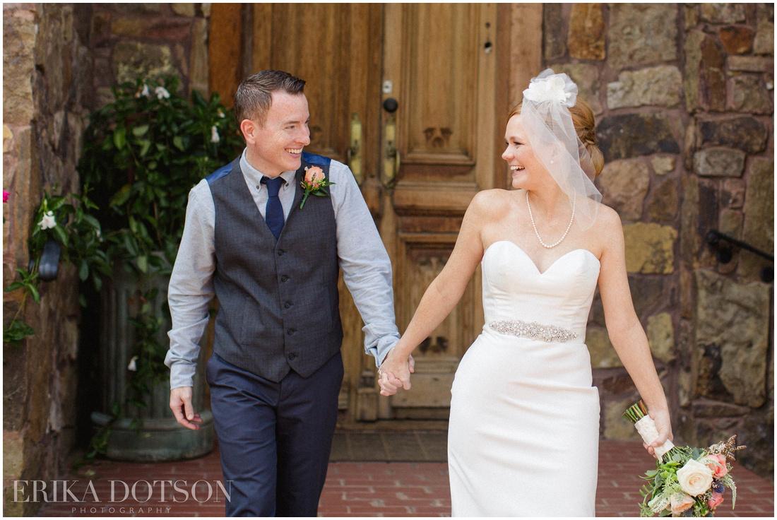 modern wedding photography at matt lane farm by erika dotson